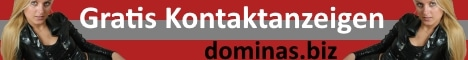 17 DOMINAS.BIZ - Dominas und Sklaven Kontaktanzeigen