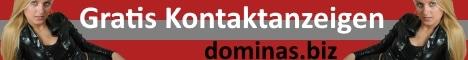 Dominas & Sklaven - Kontaktanzeigen gratis