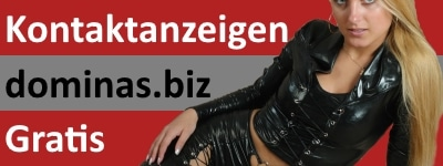 dominas.biz – Domina Kontakte, Videos und Webcams